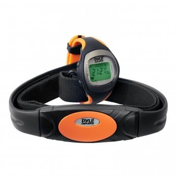 Cheap Exclusive Pyle PHRM34 Heart Rate Monitor Watch w/ Running/Walking Sensor By PYLE (MGDPHRM34)