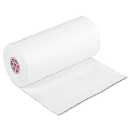 pacon kraft paper roll 40 lbs white dealtrend. Black Bedroom Furniture Sets. Home Design Ideas