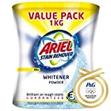 Ariel New Stain Whitener Powder 1KG Value Pack