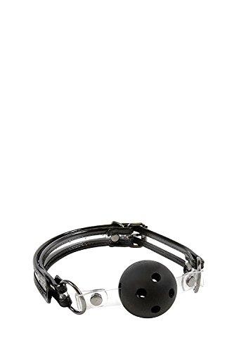 Bare Bondage Ballknebel in schwarz