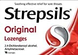 Strepsils Original Lozenges x16