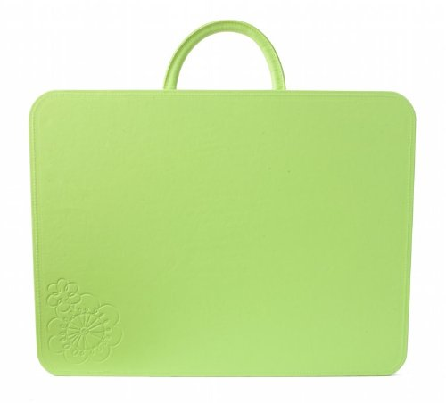 Three Cheers for Girls 48312 Lime Lap Desk