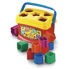 Fisher Price K7167 Baby'S First Blocks - 1