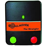 GallagherG330414Electric Fence Charger-M100 110V (WRANGLER)