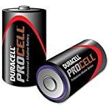 Duracell Procell Battery Alkaline 1.5V D Ref MN1300 [Pack 10]