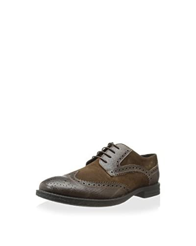Robert Wayne Men's Kaden Wing Tip Lace Up Oxford