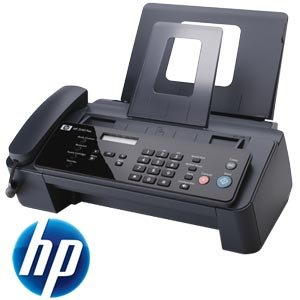 HP 2140 Plain Paper Fax Stand Alone Fax Paper Handling 50-sheet input tray 14