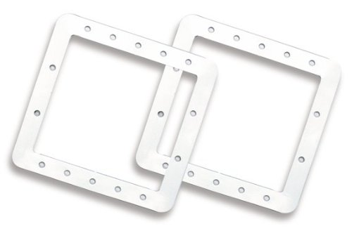 Solstice by International Leisure Products Hydro Tools 8946 Pool Skimmer Front Plate Gasket Set, 2 Piece