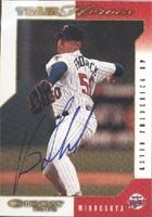 Kevin Frederick Minnesota Twins 2003 Donruss Team Heroes Autographed Hand Signed... by Hall+of+Fame+Memorabilia