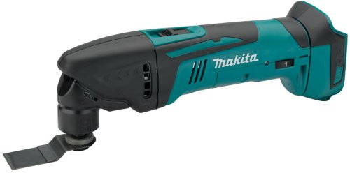 31R%2BqXrtJcL Makita LXMT02Z 18 Volt LXT Lithium Ion Cordless Multi Tool (Bare Tool Only)