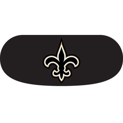 New Orleans Saints Eyeblack Strip Face Decoration NFL Football Fan Shop Sports Team Merchandise at Amazon.com