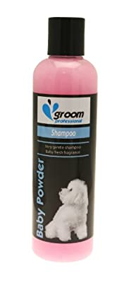Groom Professional Baby Fresh Shampoo, 250 ml