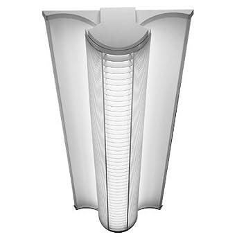 Lithonia Lighting AVSM 2 32 MDR DLS MVOLT GEB10IS 2 Light Avante