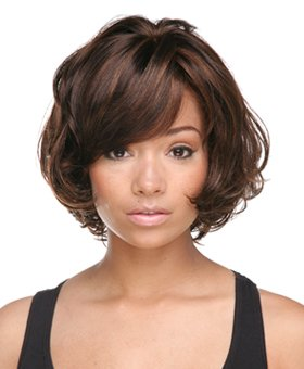 Cha Cha - African American Synthetic Wig for Women by Hollywood Ebony