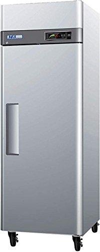 Turbo Air M3R24-1, 1 Door, 24 Cu Ft Reach-In Refrigerator front-640985