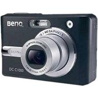 BenQ C1000 Digital Camera - Black (10.0MP, 3x Optical) 2.5 inch LCD
