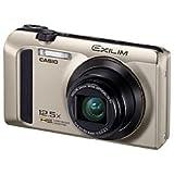 カシオ計算機 デジタルカメラ HIGH SPEED EXILIM EX-ZR300 ゴールド EX-ZR300GD