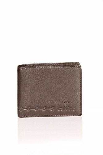 Calvino Calvino 007 Brown Men's Wallet