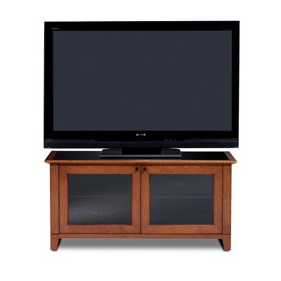 Cheap Novia 47″ TV Stand in Natural Stained Cherry (8424CH)