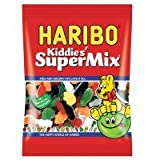 Haribo Kiddies Super Mix Kids Jelly Sweets 12 x 160gm