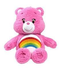 Just Play Care Bear Cheer Plush, Medium (Lucky Care Bear compare prices)