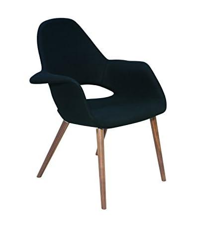 Nuevo Living Jesse Lounge Chair, Black