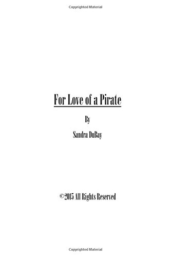 For Love Of A Pirate