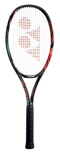 YONEX Vcore Duel G Racchetta da tennis, unisex, Vcore Duel G, nero/rosso, Size 3/100 - 300 g