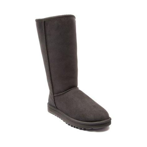 ugg-australia-classic-tall-women-us-11-gray-winter-boot