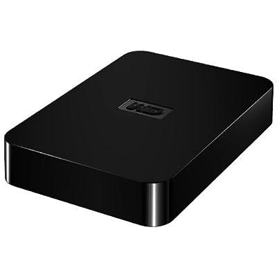 Western Digital Elements SE 500GB Portable USB 2.0 Hard Drive - Black by Western Digital