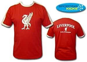 Liverpool Fc Crest T-shirt by Liverpool FC