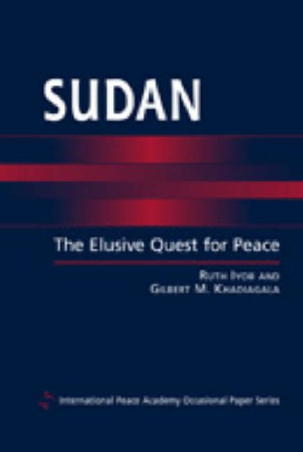 Sudan: The Elusive Quest for Peace (International Peace Academy Occasional Paper)