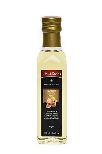Palermo Hazelnut Oil, 8.5 Fluid Ounce