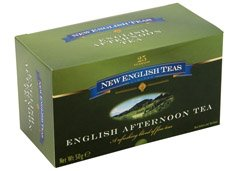 "English Tea, ""Classic Afternoon Tea"" - 25 Teabags Of English Afternoon Tea In..."