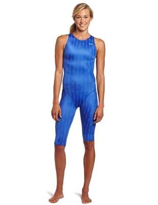 TYR Women's Fusion 2 Short John Swim Suit