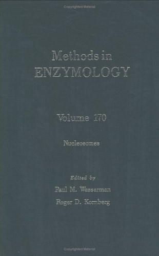Nucleosomes, Volume 170: Volume 170: Nucleosomes (Methods In Enzymology)