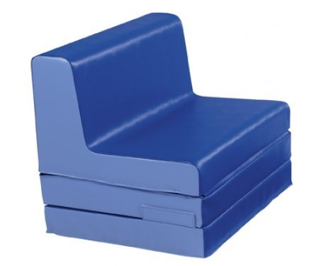 Wesco 27106 Convertible Zoom Superrelax Chair Sofa front-611623