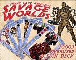 Savage Worlds: Action Deck (GWG10003)