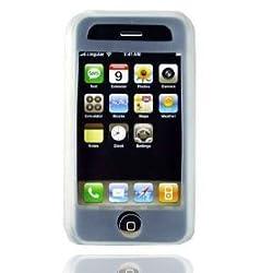 Premium Apple iPhone 3G Clear Silicone Skin Case