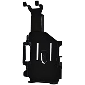 Amzer AMZ95706 Swiveling Air Vent Mount Holder for Sony Xperia Z L36i - Retail Packaging - Black