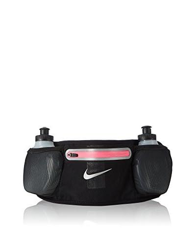 Nike Marsupio 2 Bottles Nero/Rosa