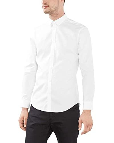ESPRIT Collection Camicia Uomo [Bianco]