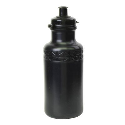 California Springs Water Bottle 22oz Black