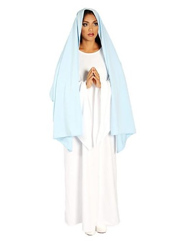 Biblical Mary Costume for Women