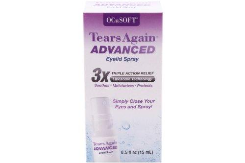 Encore une fois les larmes avancée liposomes