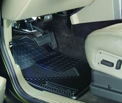 Husky Liner 51032 Rubber Front Floor Mats GRAY Chevy (Husky Floor Mats Chevy Silverado compare prices)