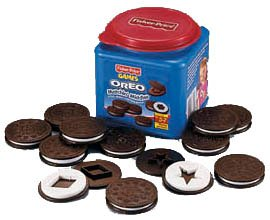Fisher-Price Games: Oreo Matchin' Middles