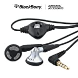 OEM Blackberry 3.5mm Handsfree Stereo Headsets Earphones for Verizon Blackberry Tour/Niagra 9630