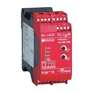 Safety Relay, 115Vac, 2.5A