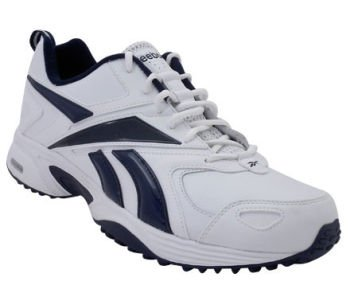 Reebok Evaluatetrainersj13554mens Sizesclassicleatherworkoutwalkrunning